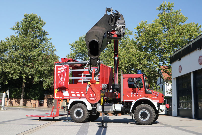 Ungewöhnlich Gw Rüst Der Feuerwehr Heilbronn Feuerwehr